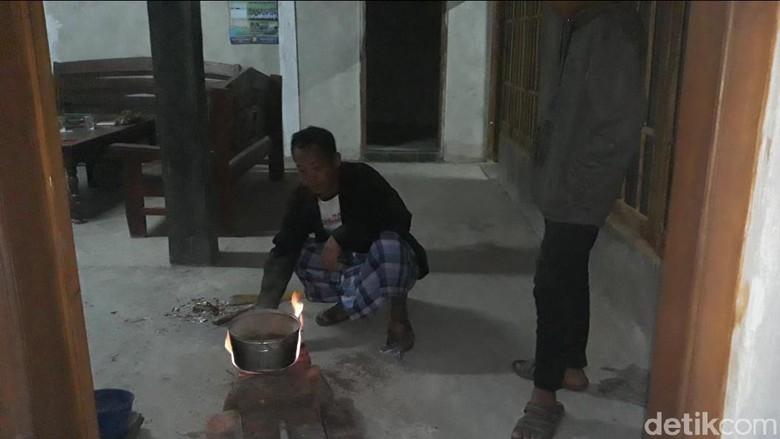 Misteri Semburan Air dan Gas di Ngawi Muncul Bersamaan