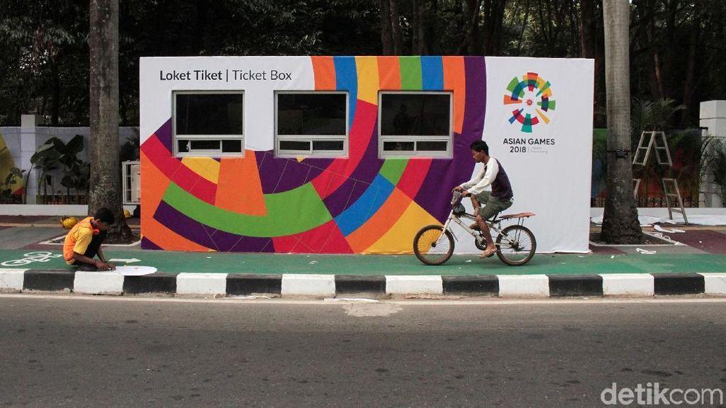 Karcis Asian Games: Siapa Pejabat, Dia Dapat