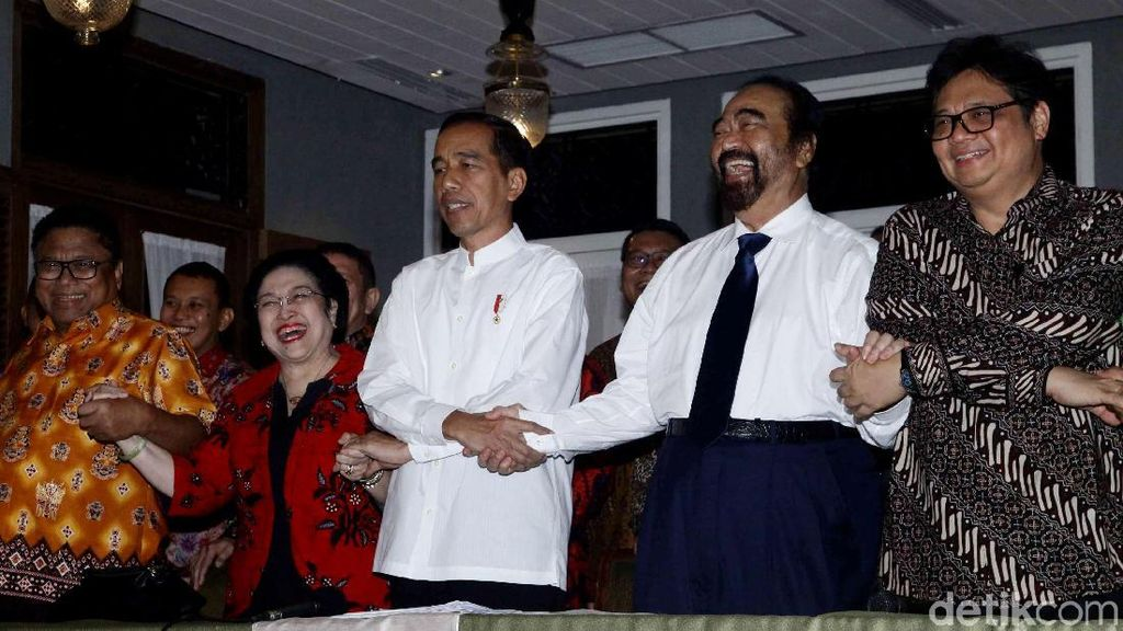 Gerilya Cak Imin dan Rommy untuk Maruf