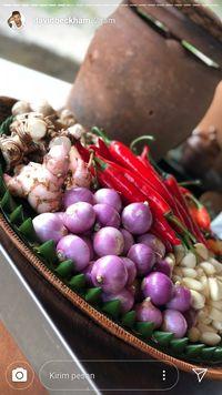 Lagi di Bali, Ini Masakan yang Dibuat David Beckham dan Keluarganya