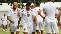 Timnas Sepakbola Palestina: Perang Jadi Bagian Hidup Kami