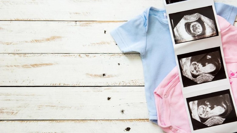 Ilustrasi kondisi ibu hamil tunjukkan jenis kelamin bayi/ Foto: thinkstock