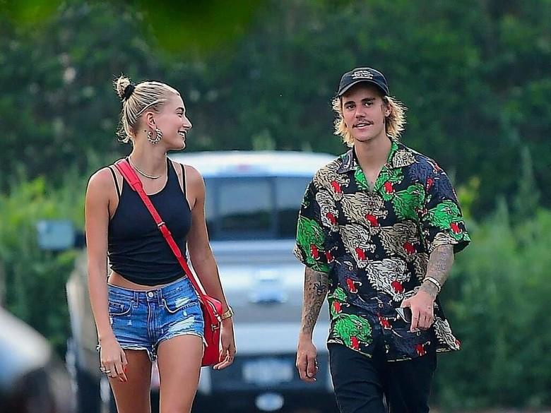 Justin Bieber dan Hailey Baldwin Tak Buat Perjanjian Pranikah