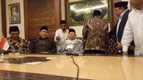 Maruf Amin Bicara soal Ekonomi Keumatan hingga Penegakan Hukum