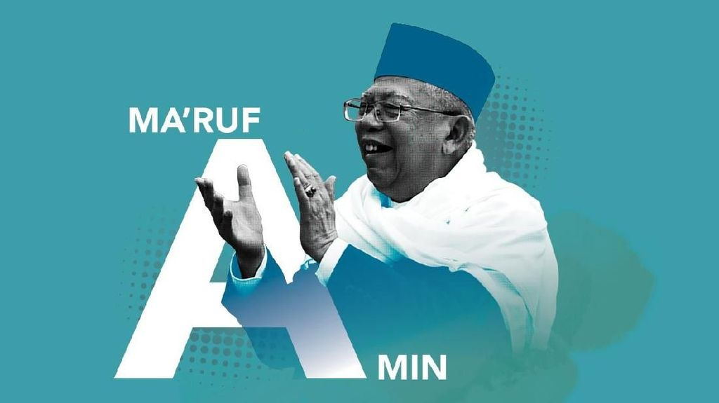 KH Maruf Amin: Guru, Politisi, Kiai Pendamping Jokowi