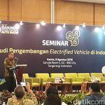 Ahli-ahli Mobil Listrik Kumpul di Tangerang
