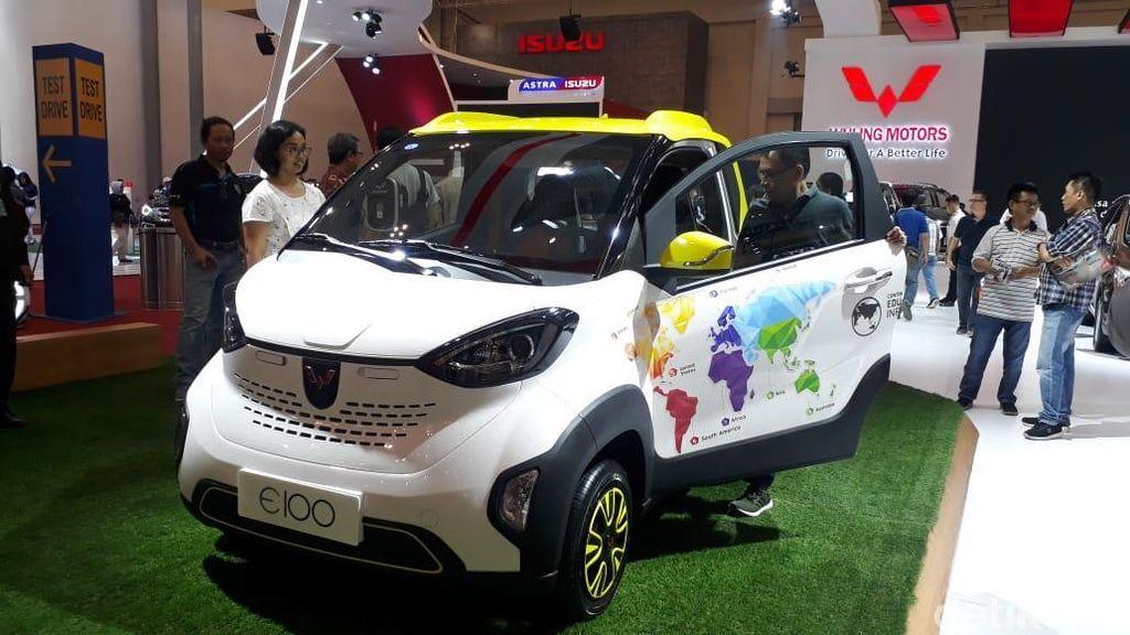 Apa Kabar Rencana Pengembangan Mobil Listrik RI?