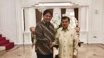 Golkar: Kata JK, Kriteria Cawapres Jokowi Menguasai Ekonomi