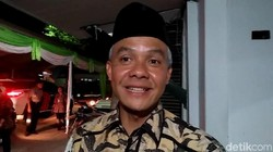 Ganjar Siap Jadi Jurkam Jokowi
