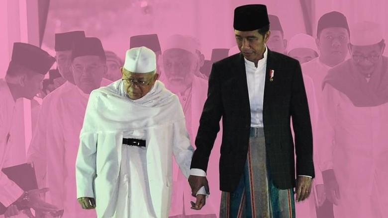 PKPI: Jubir Jokowi-Ma'ruf Minimal 225 Orang