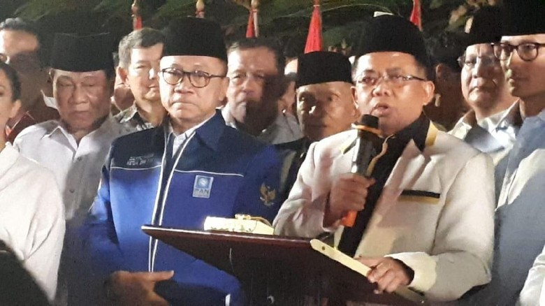 Presiden PKS: Prabowo-Sandi Kepemimpinan Nasionalis dan Religius