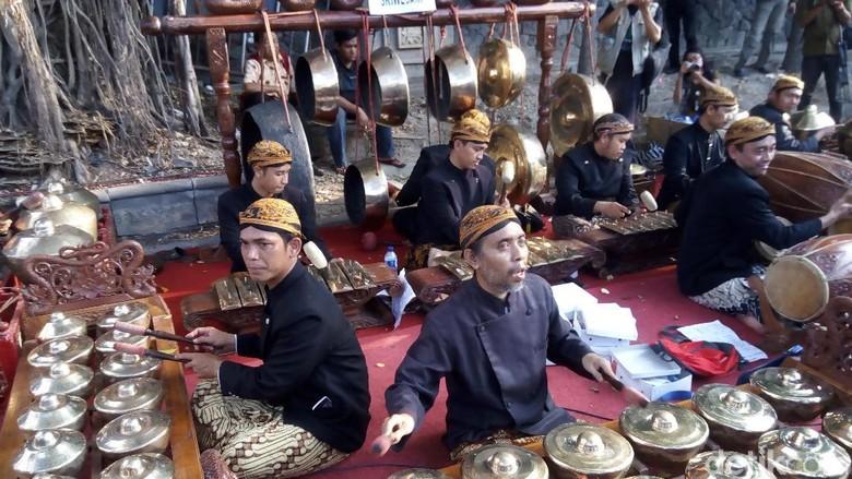 Ilustrasi, foto International Gamelan Festival (Bayu Ardi Isnanto/detikcom)