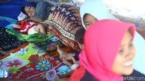 BNPB: Hindari Donasi Susu Formula untuk Bayi Korban Gempa Lombok