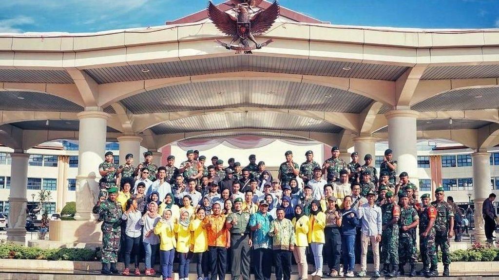 Tim Besar Mapala UI Siap Ekspedisi ke Pedalaman Papua Barat