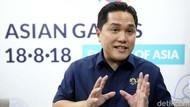 Erick Thohir Blak-blakan Jelang Asian Games 2018