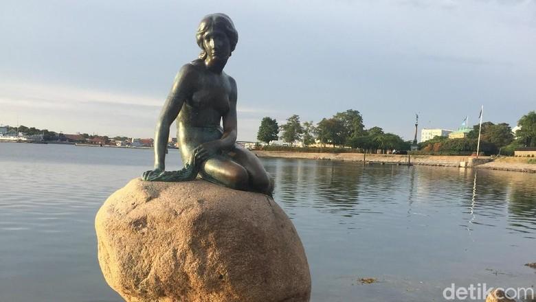 Little Mermaid Denmark