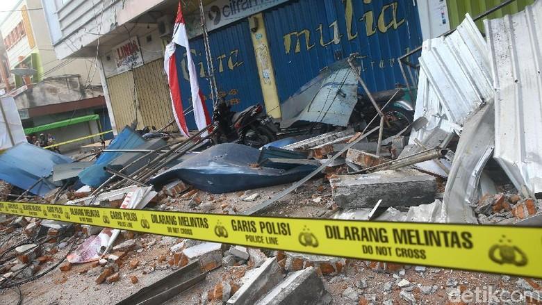 Rumah Rusak Berat Akibat Gempa NTB Dapat Rp 50 Juta