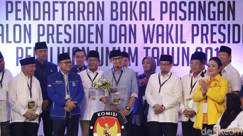 BPN Prabowo Curiga Usul Koalisi Dibubarkan Siasat PD Masuk ke Kubu Jokowi