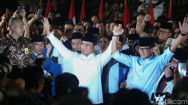 Tinggalkan Demokrat, Prabowo: Membangun Koalisi Tidak Mudah