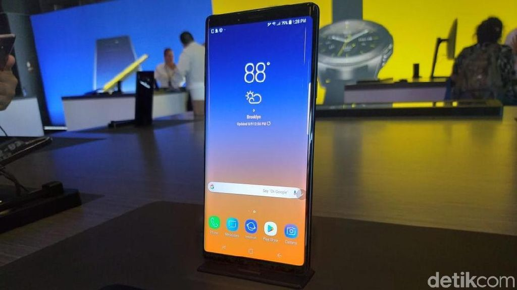Berapa Harga Galaxy Note 9 di Indonesia, Samsung?
