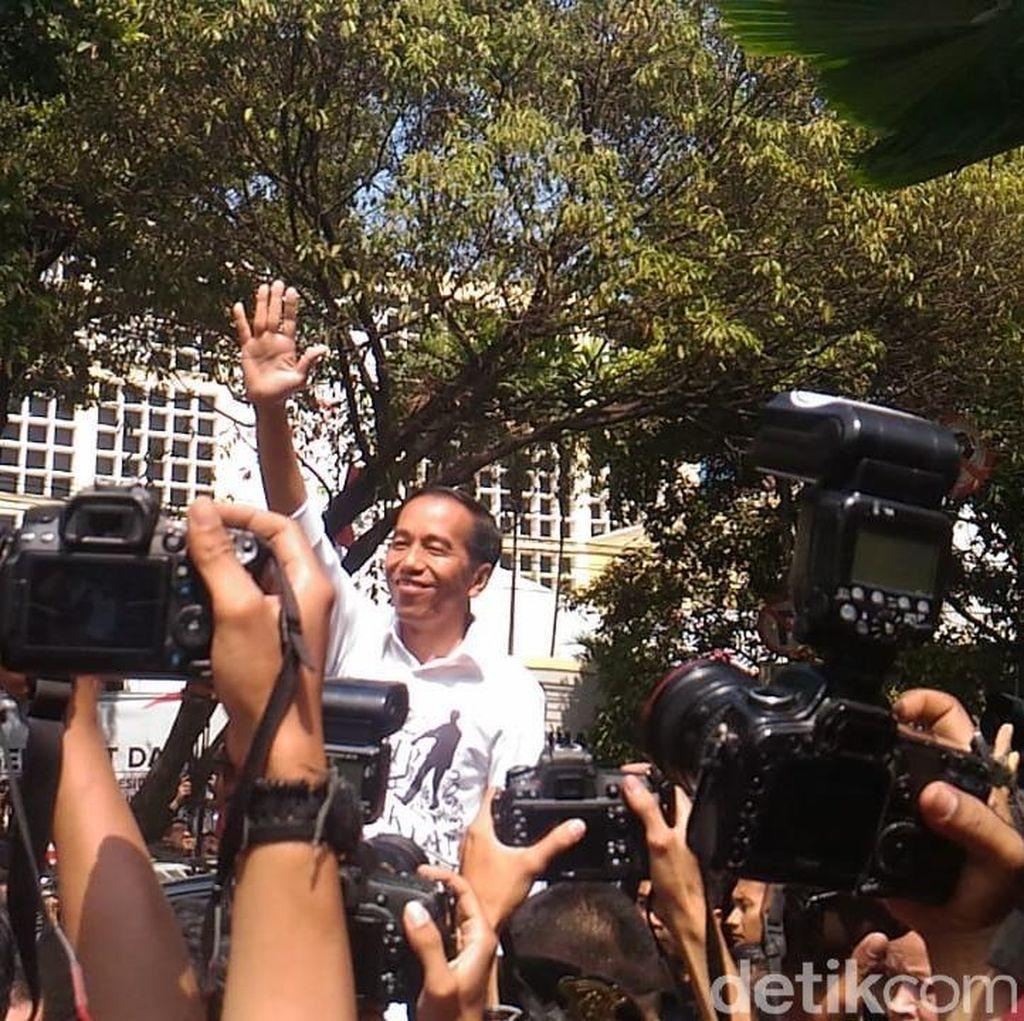 Siapa Ketua Timses Jokowi yang Bikin Pingsan?