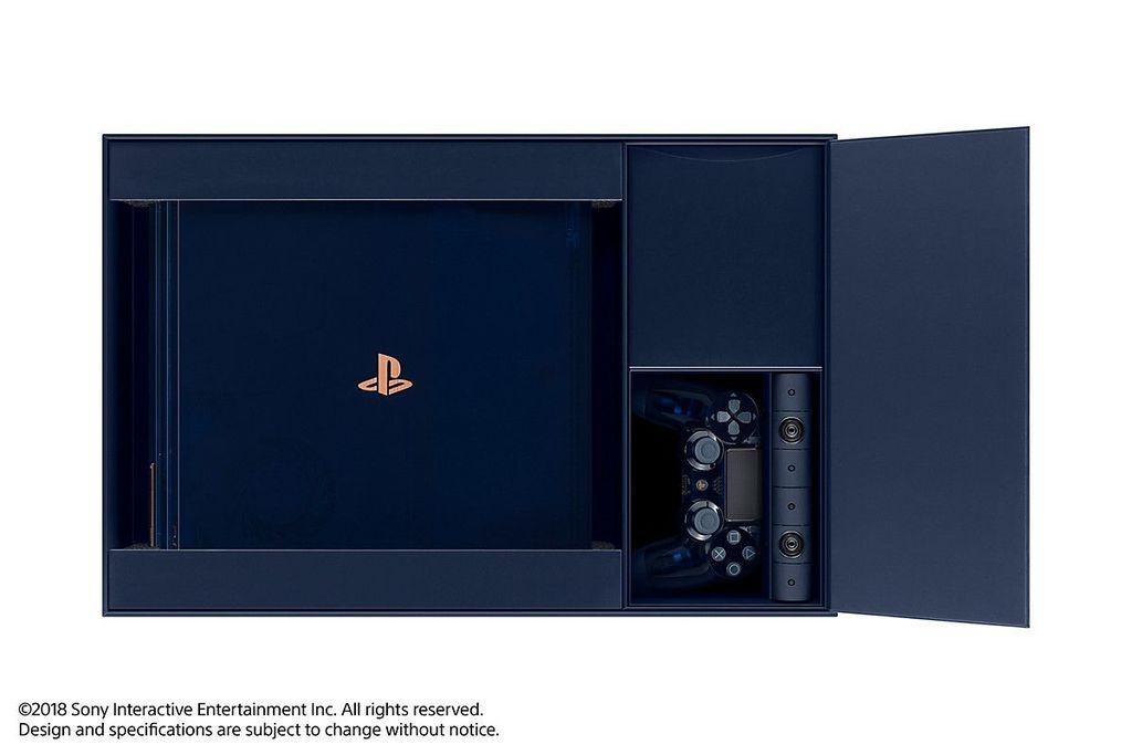 Sony baru saja merilis edisi Khusus PS4 Pro dengan kapasitas hard drive mencapai 2TB. Foto: PlayStation