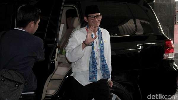 Sandiaga Uno, Cawapres Prabowo Subianto Si Pencinta Nissan