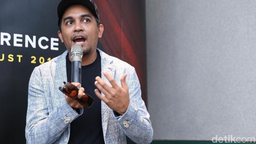 Glenn Fredly Anggap Sosok Ahok Bisa Kawal Demokrasi di Indonesia