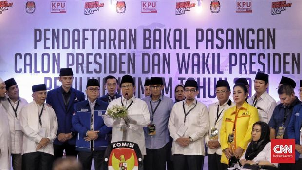 'Musyrik Politik' SBY dan Masa Depan Koalisi Prabowo-Sandi