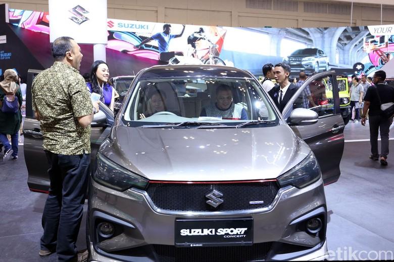 Suzuki Ertiga Sport. Foto: Suzuki