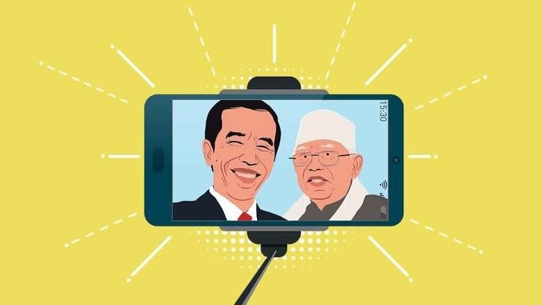 Maruf Amin, Islam, dan Politik Persepsi