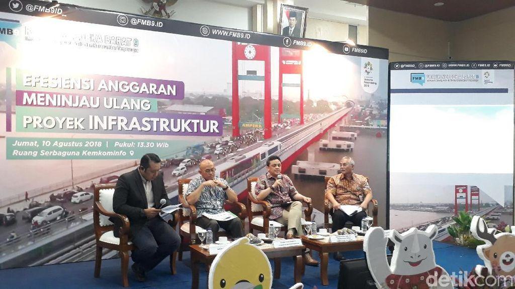 PUPR Hemat Rp 4 Triliun untuk Belanja Barang di 2019