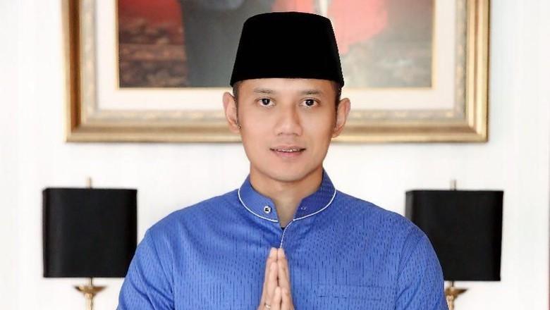 Begini Momen Haji Agus Harimurti Yudhoyono Tahallul Cukur Botak
