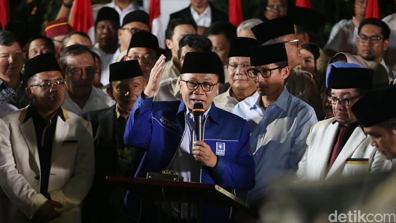 Koalisi Prabowo Komentari Tim Kampanye Nasional Jokowi