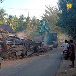 Pemerintah akan Bangun Rumah Tahan Gempa di Lombok