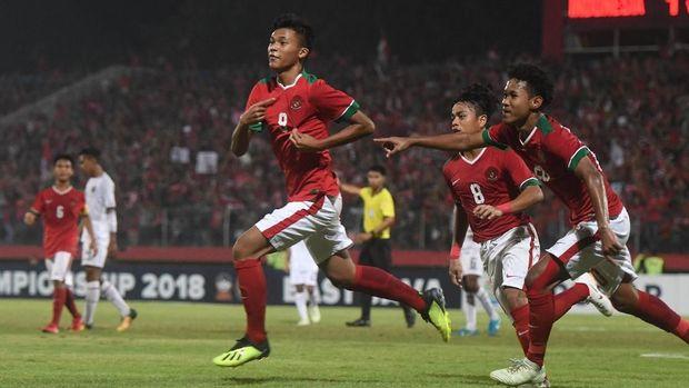Timnas Indonesia U-16 akan tampil di Piala Asia 2018 di Malaysia.