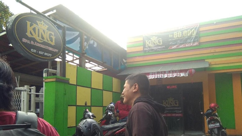 Cek Izin, Petugas Dinas Pariwisata Datangi 3 Griya Pijat di Tebet