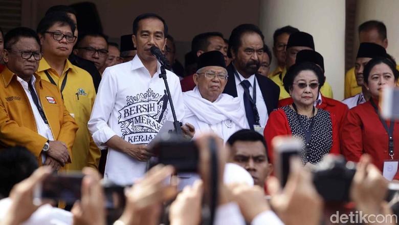 Ketua Timses Jokowi Diumumkan sebelum 7 September, Siapa Dia?