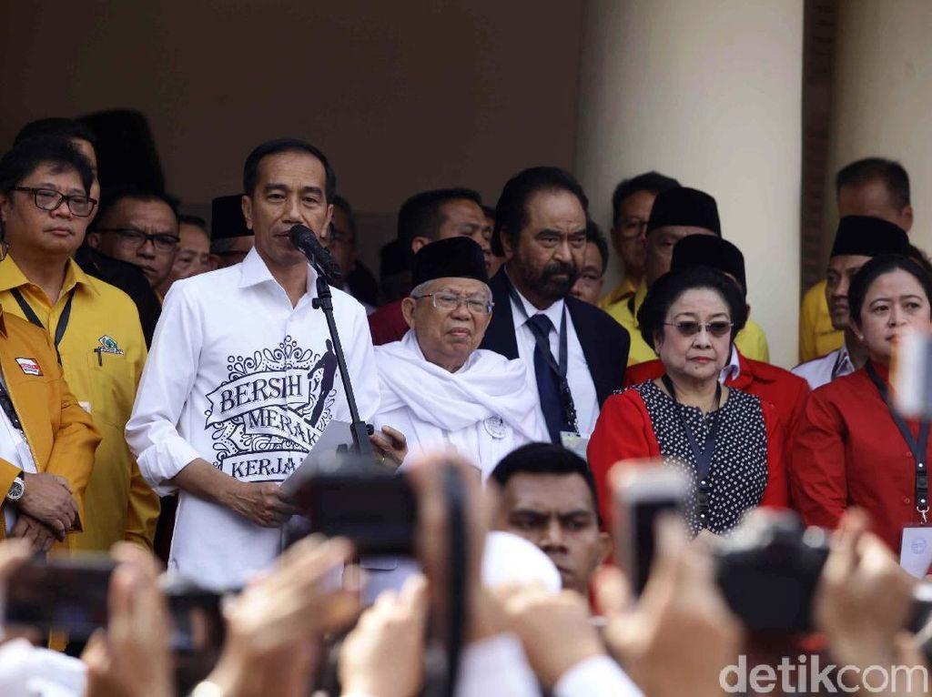 Ketum GP Ansor: Kiai Maruf Amin Pemimpin Tertinggi, Wajib Dukung