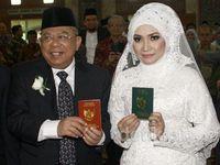 6 Fakta Istri Ma'ruf Amin yang Beda Usia 31 Tahun