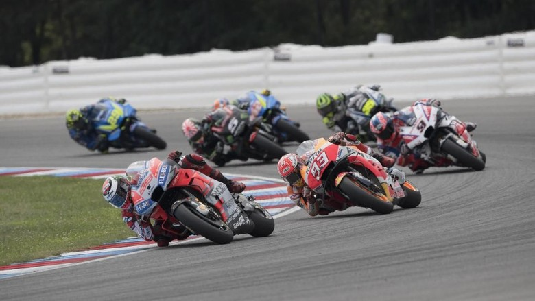 Yang Dibutuhkan Ducati untuk Saingi Marquez
