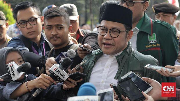 Airlangga Ogah Ikuti Cak Imin Bahas Jatah Kursi Menteri