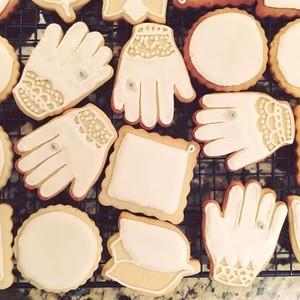 Ini Dia Bentuk Cookies Tunangan yang Sedang Tren