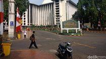Idul Adha Tahun Ini Tak Ada Pembagian Kupon di Masjid Istiqlal