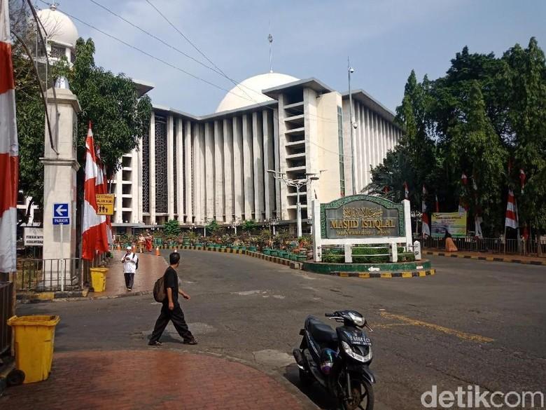 Wamen ESDM dan Anies akan Salat Idul Adha di Istiqlal