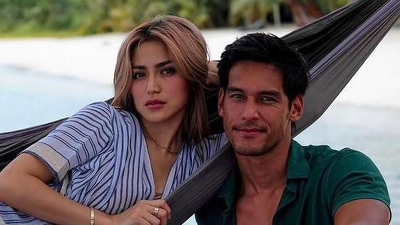 Ini Alasan Jessica Iskandar Go Public dengan Richard Kyle Foto: Jessica Iskandar dan Richard Kyle (Instagram)