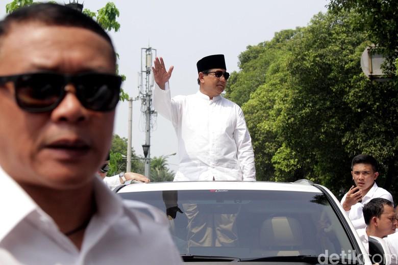 Petinggi GNPF dan Al Khaththath Masuk Timses Prabowo-Sandiaga