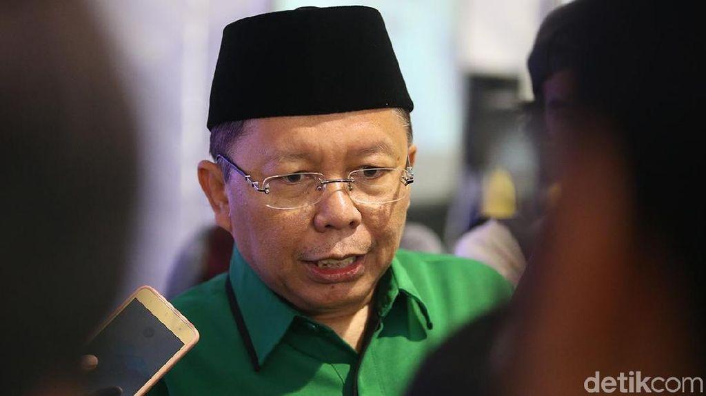 PPP Tepis BPN Prabowo soal Rommy Effect: Itu Spekulasi Saja