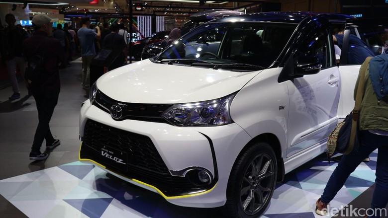 Toyota Avanza Veloz Foto: Dina Rayanti