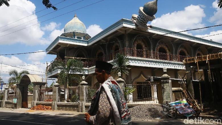 Pungli Dana Rehab Masjid Terdampak Gempa NTB, BA Dilimpahkan ke Jaksa